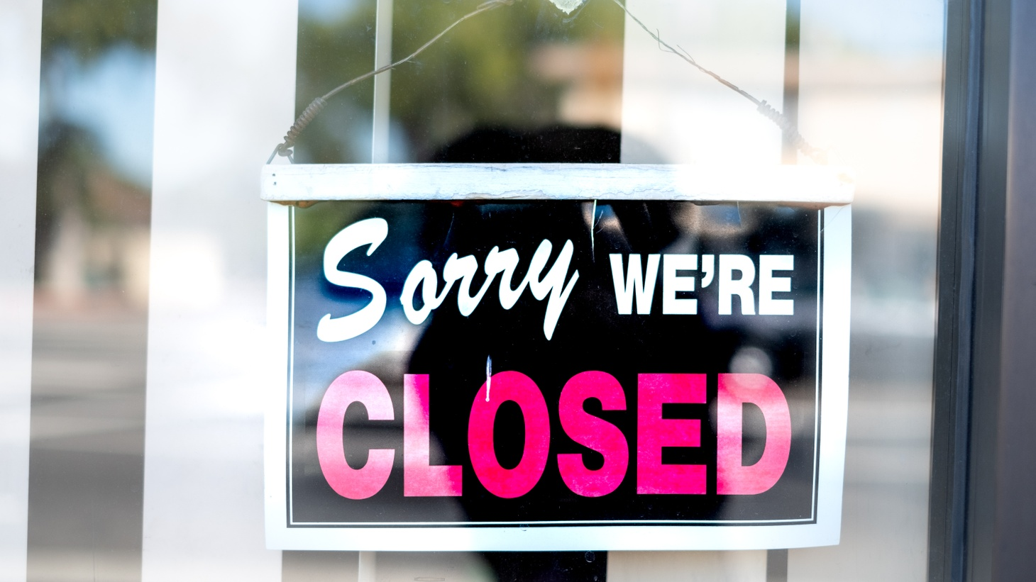 Phoenix Tso reports that certain businesses reported a loss of close to 60% pre-shutdown.