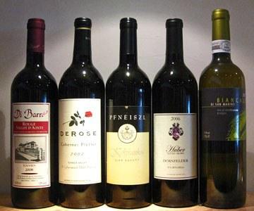 Rare Grape Wine