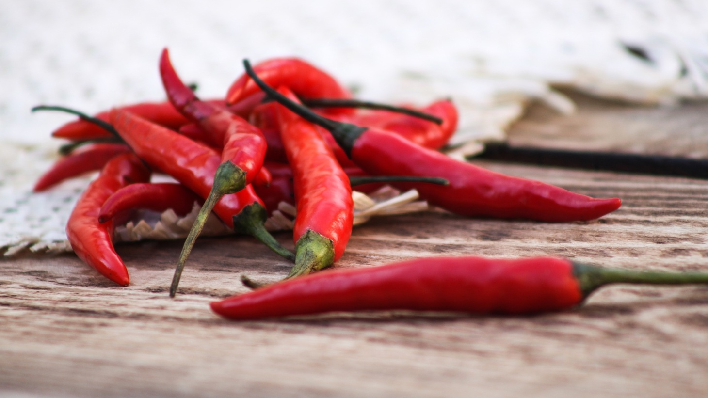 Chili peppers are an important part of Chinese cuisine and culture.