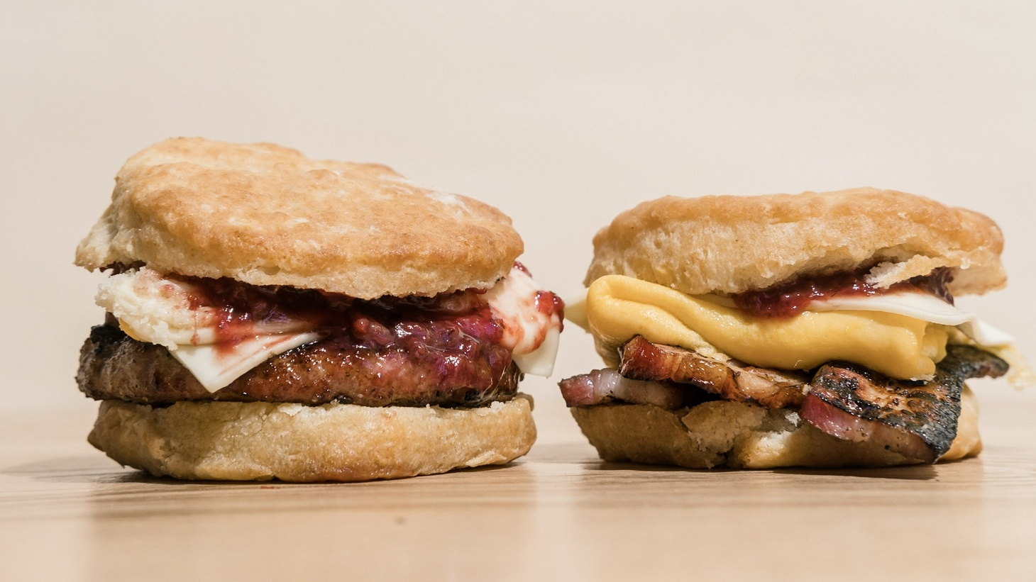 Ever since All Day Baby adopted a takeout window, their biscuit sandwiches have grown more popular.
