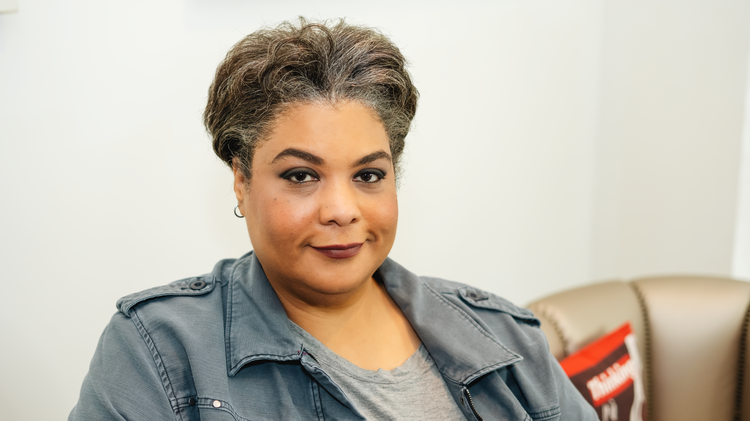"""Roxane Gay's book, """"  Hunger  ,"""" is a confessional of personal trauma and a searing societal indictment of how people are judged."""