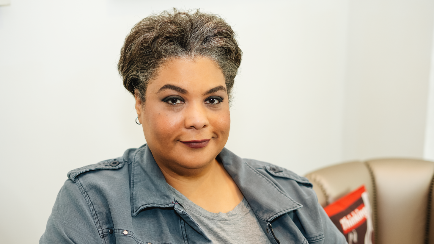 "Writer Roxane Gay says her mother never taught her how to cook. She explains, ""She didn't want me cooking after some man."""