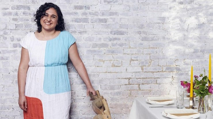 "Few food TV shows have resonated like  ""Salt, Fat, Acid, Heat,""  which launched  Samin Nosrat  into the stratosphere after earning rave reviews last year."