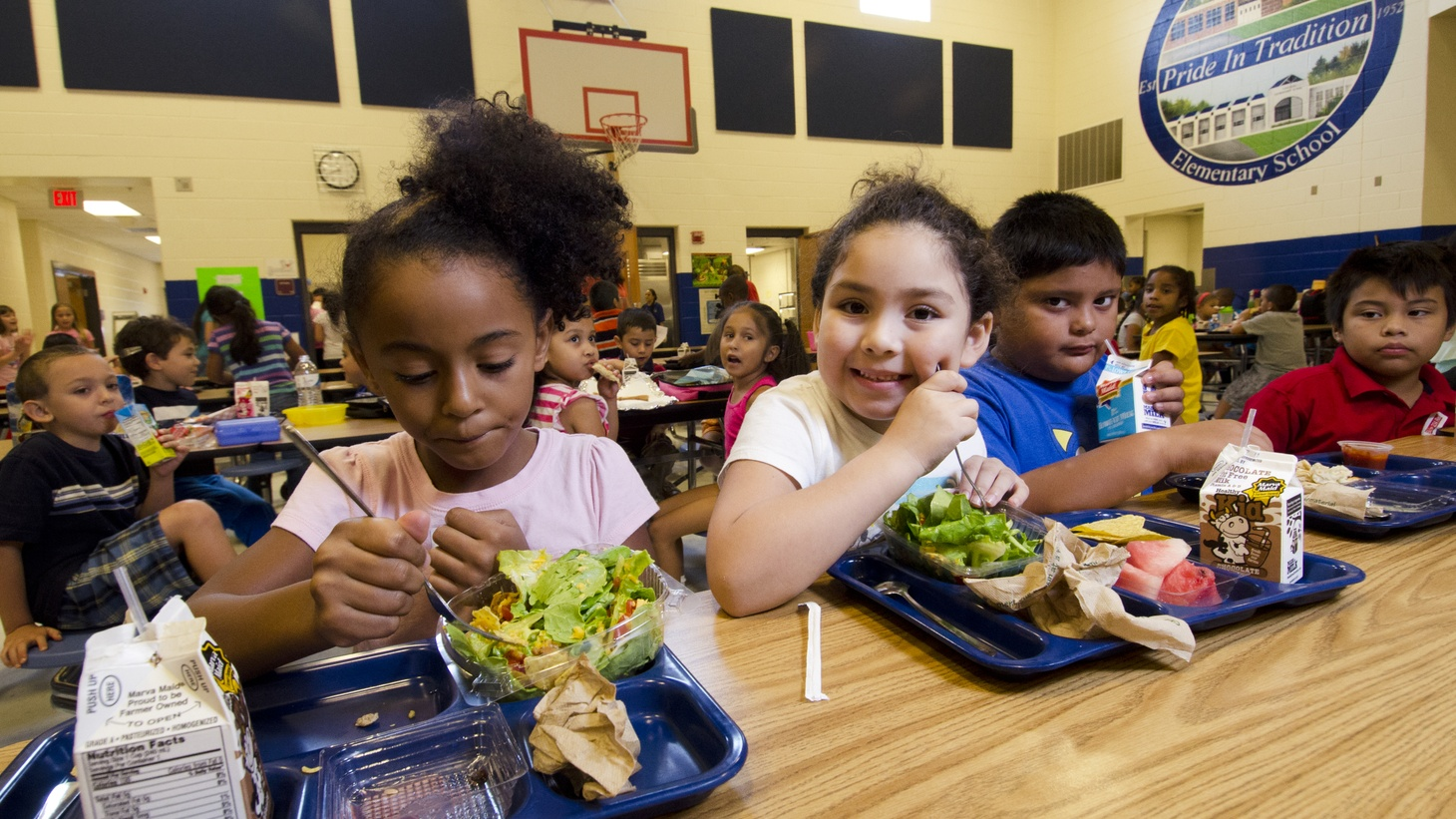 As a teacher, Christine Tran recognized that students were always hungry, and she credits her time in the classroom with helping her understand the complex food program policy.