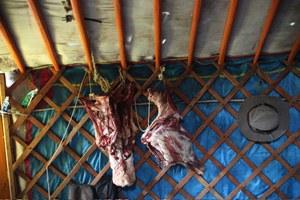 Mutton Hanging