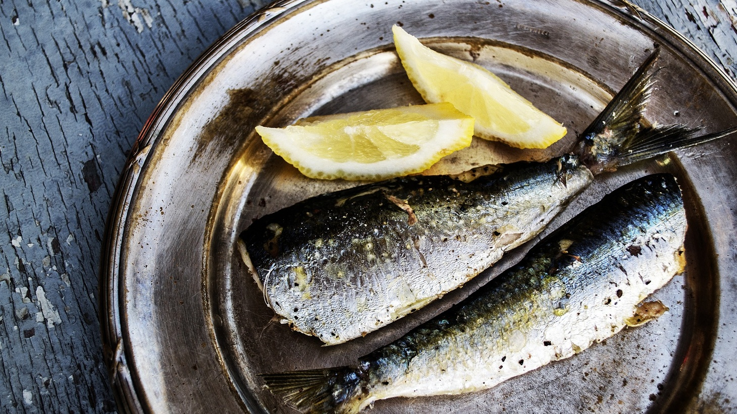 During research for his book, Paul Greenberg ate fish for a year and forgoed taking the popular amber, Omega-3 supplements.