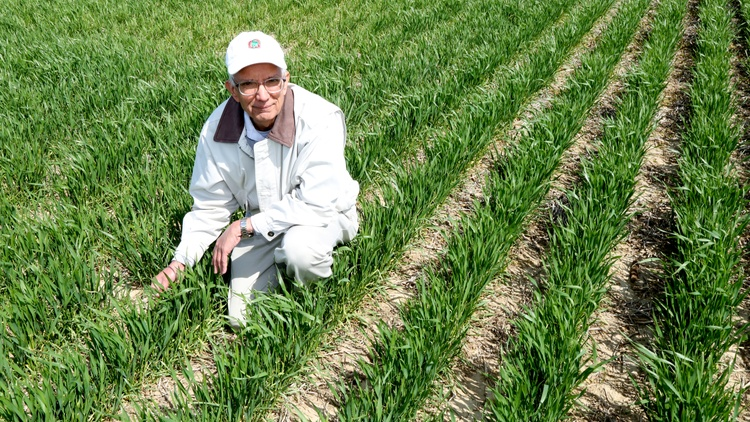 Soil scientist Dr. Rattan Lal was awarded the prestigious World Food Prize. It's considered to be equivalent to a Nobel Peace Prize in agriculture. Over his career, Dr.