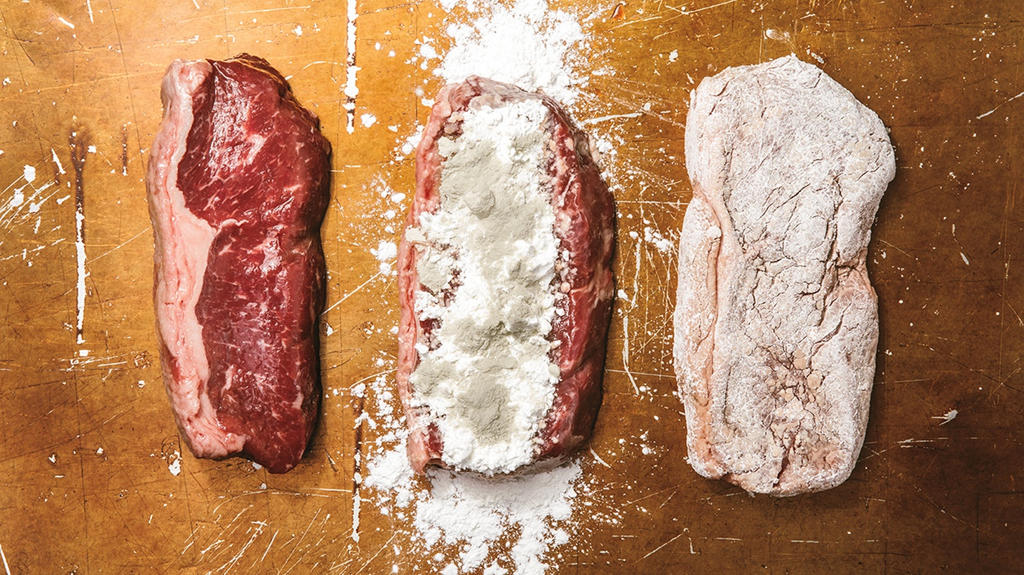 Using koji-cultured steak and replacing salt with miso in baking are a few ways to get complexity into your cooking.
