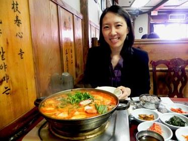Namju and Stew