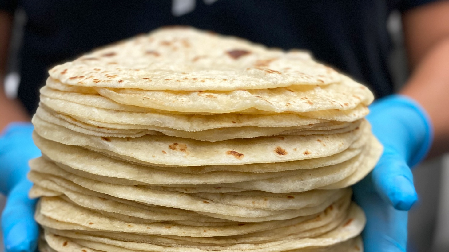 The flour tortillas at HomeState earned this year's Golden Tortilla trophy at this year's Tortilla Tournament.
