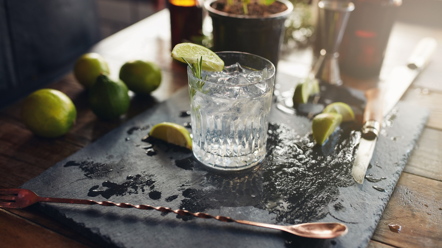 In his quest to perfect the gin and tonic, Dave Arnold recommends adding a pinch of salt, keeping gin in the freezer, and for the overly ambitious, making tonic.