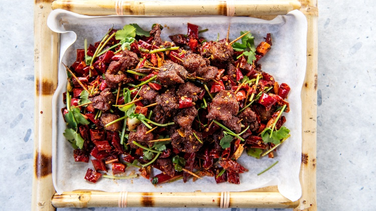 Bill Addison reviews Xiang La Hui, a Sichuan newcomer from Chongqing natives Will Wang and chef Ning Du.     Bill Addison says there's plenty of Sichuan food in the San Gabriel…