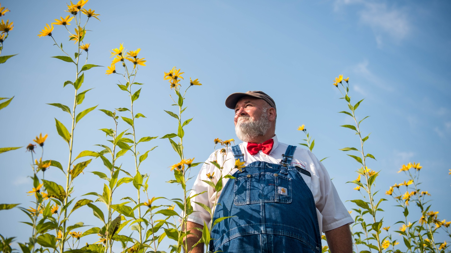 Lee Jones is a sixth generation farmer, growing vegetables just off of Lake Erie that are popular among the world's most discernible chefs.