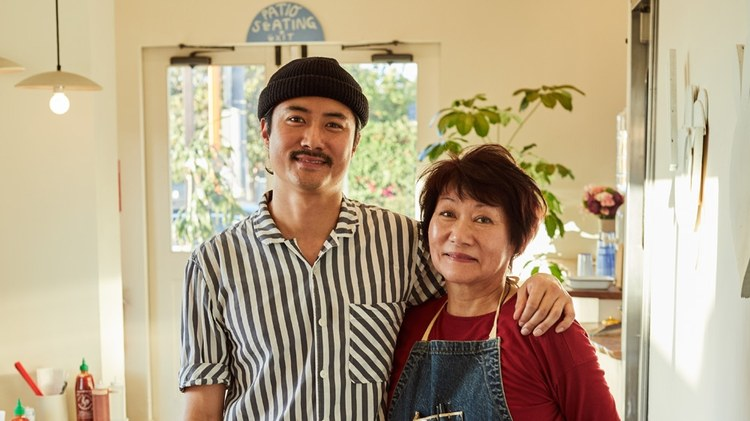 In the Weeds: 'I wouldn't have Woon without mom,' says Keegan Fong