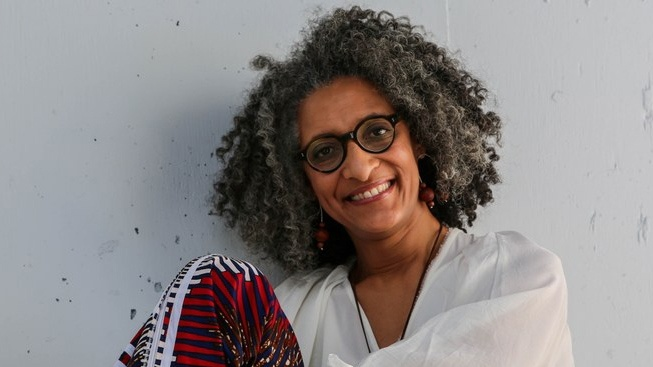 "Carla Hall retraces her family's food roots in ""Carla Hall's Soul Food: Everyday and Celebration."""