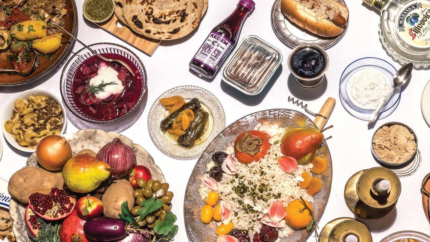 "Alana Newhouse talks about what made the cut for her new book, ""The 100 Most Jewish Foods."""