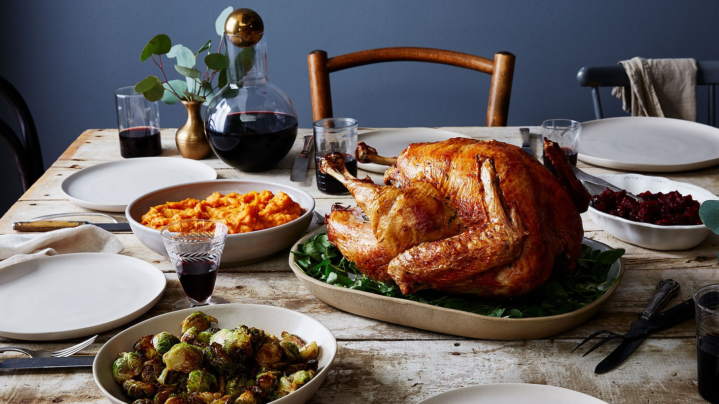 Ahead of Thanksgiving, we've got tips and recipes from the founders of Food52, Dorie Greenspan and Mark Bittman that will turn your feast into a success. Los Angeles Magazine's Patric Kuh talks truffles, and chef Isa Fabro tells us what dishes are served at a Pinoy Thanksgiving. Plus, fresh dates at your local farmers' market, and Jonathan Gold treats us to Tempura Endo in Beverly Hills.