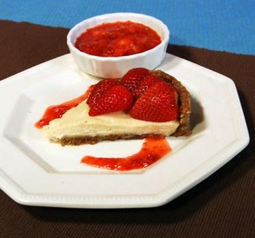 Strawberry Kream Cheezcake