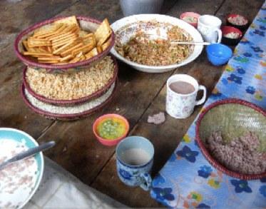 Bhutan Snacks