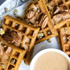 'The Final Table', NYC food delivery, and a waffle quest