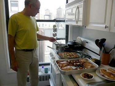 Mark Bittman's Tiny Kitchen