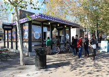'The Rye Baker,' Conflict Kitchen and food as protest