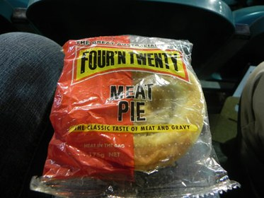Meat Pie Wrapper