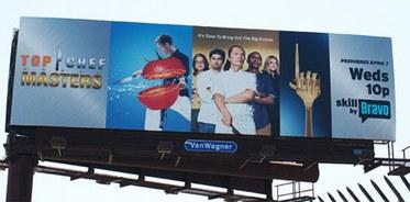 Top Chef Masters Billboard