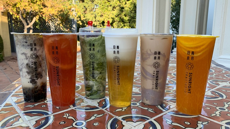 The Fuerte Four, boba, Thai in Hollywood, dates