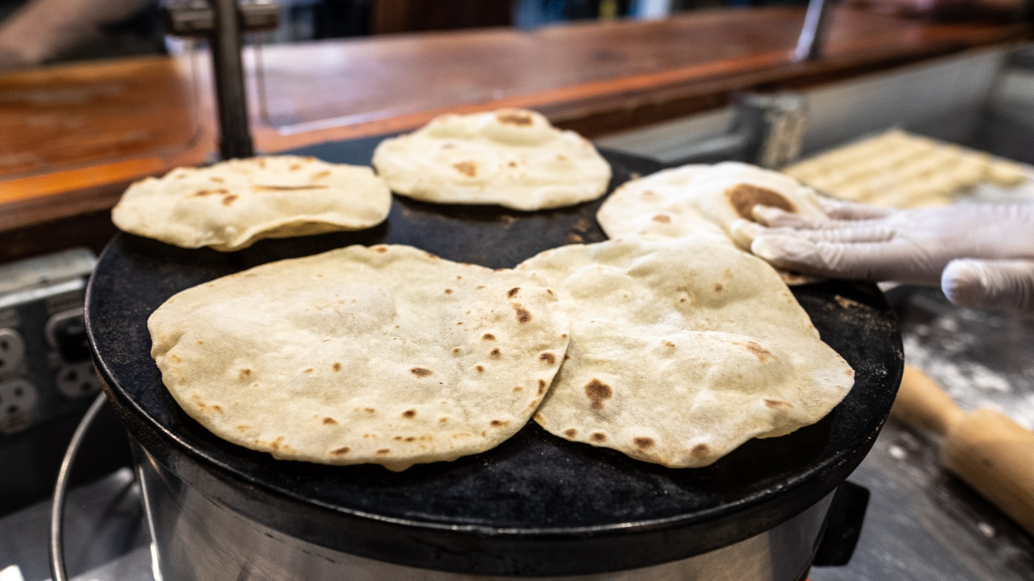 Reigning tortilla champ HomeState is ousted by Anchos — the first Fuerte Four finalist from the Inland Empire.