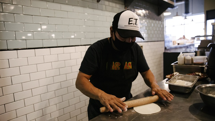 When I seed KCRW and Gustavo's Great Tortilla Tournament each year, part of me wants to see everything go in order — in other words, the No. 1 seed beats the No.