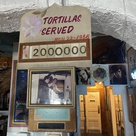 You must remember this flour tortilla at Casablanca in Venice