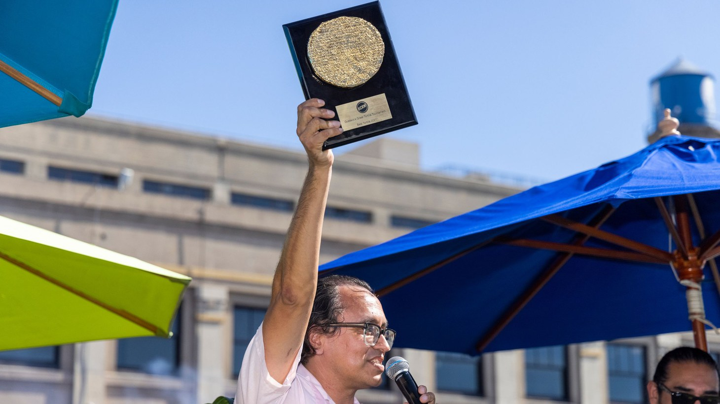 Gustavo Arellano declares the winner of the coveted Golden Tortilla. Who could it be?