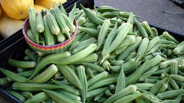 South Central Farmers' Okra