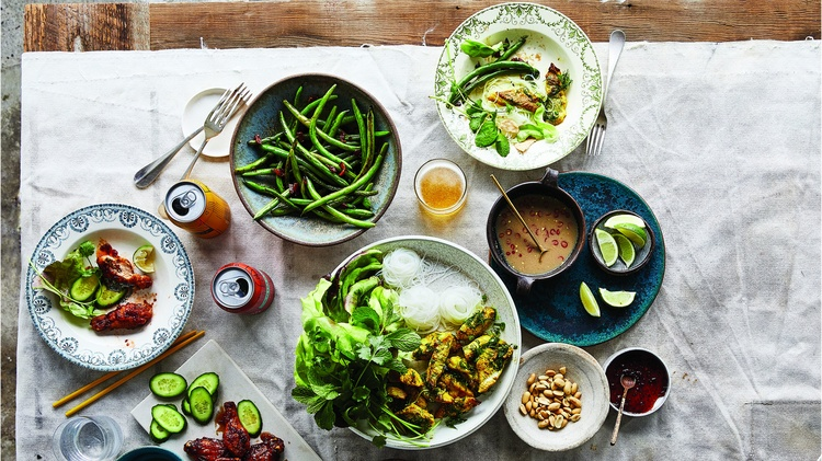 Andrea Nguyen  is a James Beard-winning cookbook author and a trusted authority on making Vietnamese classics at home, like pho and banh mi.