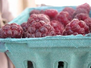 Purple Rasberries