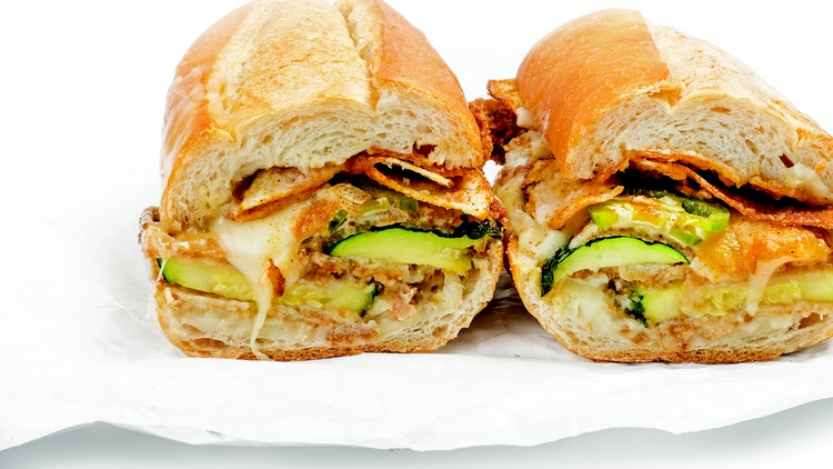 Good Food explores the two edible art forms that best feature leftovers — the sandwich and taco.