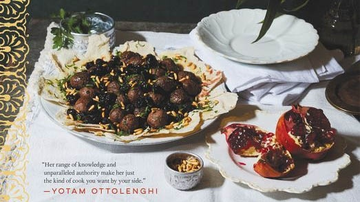 """Anissa Helou's latest cookbook, """"Feast: Food of the Islamic World,"""" paints a colorful portrait of the flavors and culinary traditions of North Africa, the Mediterranean, and the Middle East."""