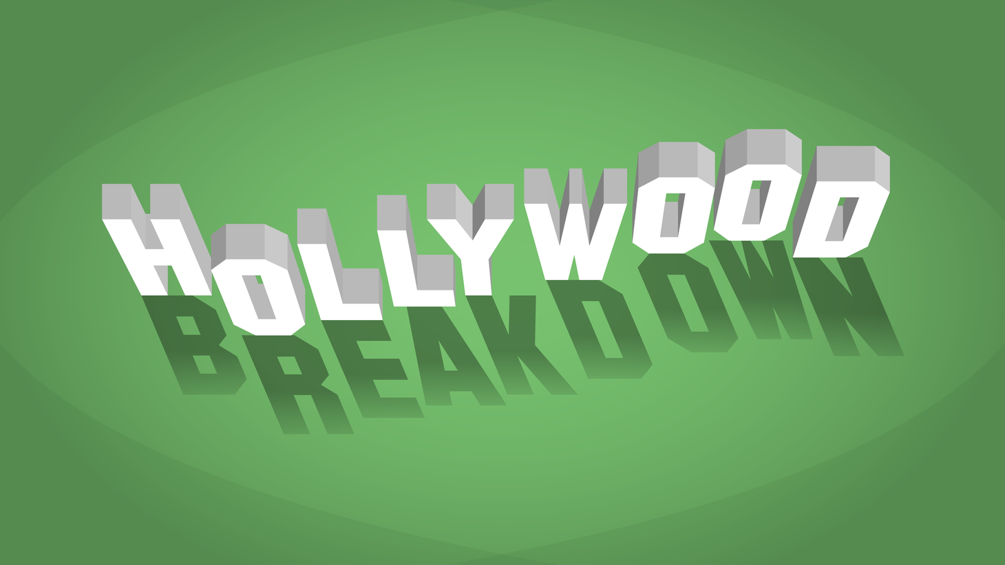This week on the Hollywood Breakdown, we talk about an actual Hollywood breakdown. Two of the major film studios are leaderless at the moment, and the list of people who could possibly step up is a very short one.