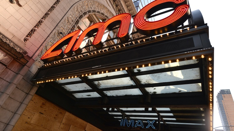 AMC struck a deal with NBCUniversal to allow the studio's movies to come to video on-demand services 17 days after their theatrical releases.