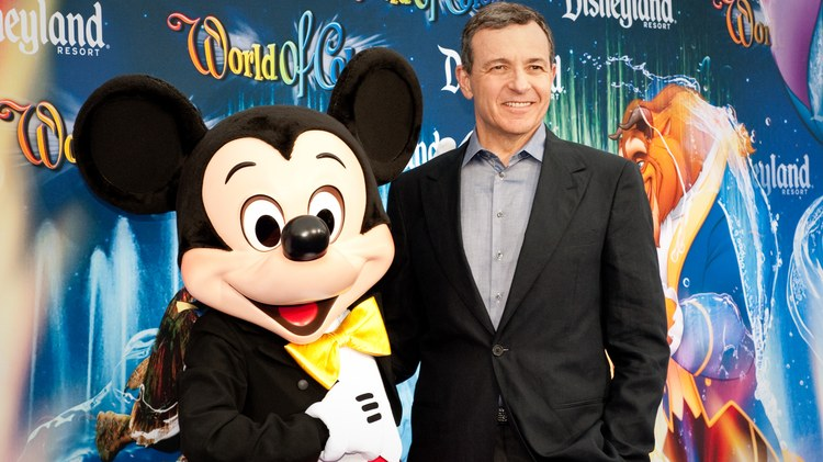 Bob Iger spent 15 years as Disney CEO, overseeing huge acquisitions and unparalleled box office success.