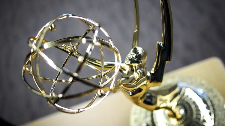Emmy Awards host Jimmy Kimmel said he believes the Emmys will have their lowest ever ratings this year. Viewers will see a virtual ceremony this Sunday.