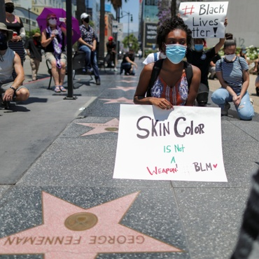 As Black Lives Matter protests and marches have continued throughout the week, Hollywood has given mixed responses. Some studios put out bland corporate statements, while others have…