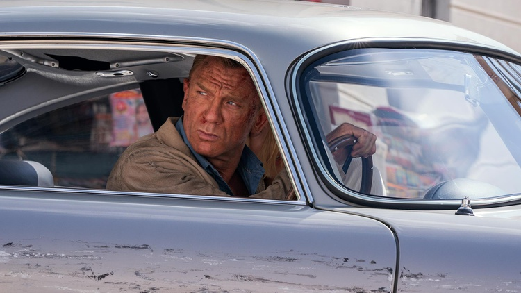 'No Time to Die' finally opens in the US, with high box office hopes