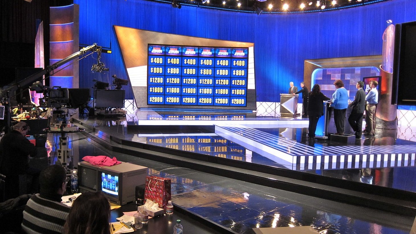 """""""Jeopardy!"""" will soon have a new host, but some fans are upset by the choice of Mike Richards, who is the executive producer of the game show."""