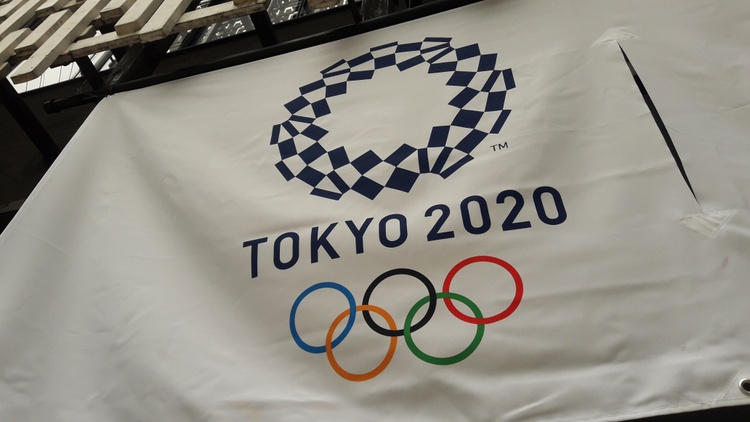 The Olympics begin on July 23, but many in Tokyo say they're not ready to host because Japan's vaccination rate is still under 10% .