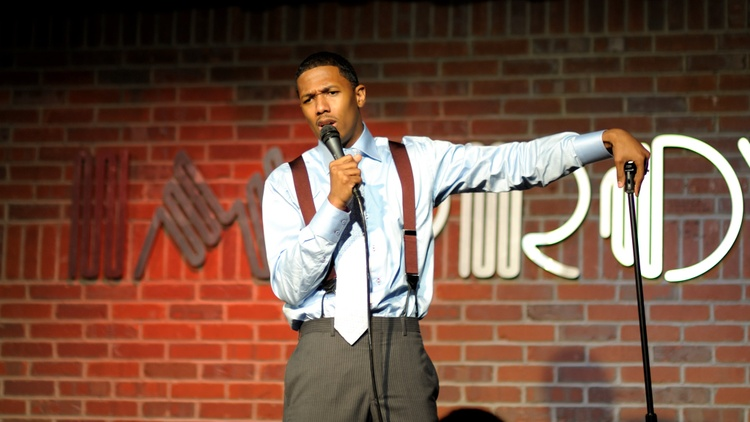 Nick Cannon out at Viacom, keeps deal with Fox