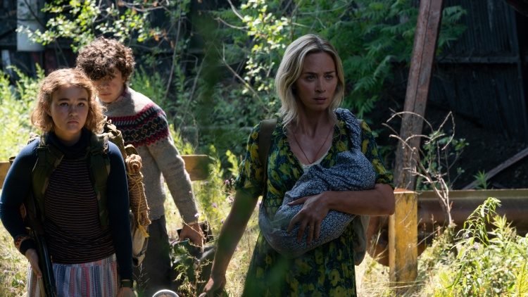 """"""" A Quiet Place Part II """" had a strong $57 million opening at theaters over Memorial Day weekend."""