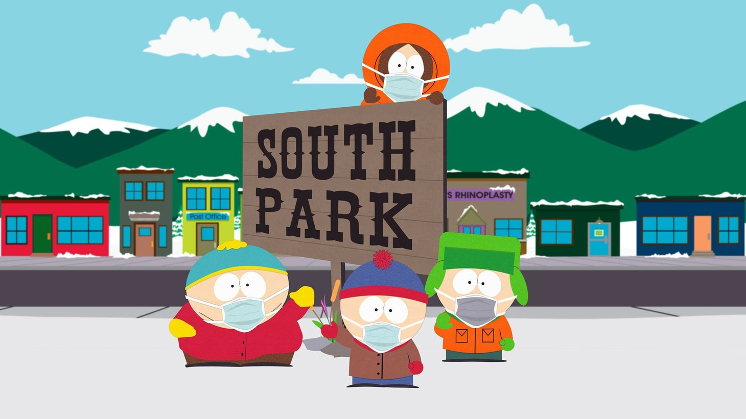 """""""South Park"""" creators Matt Stone and Trey Parker made a $900 million deal with ViacomCBS that includes a whopping 14 movies for Paramount+."""