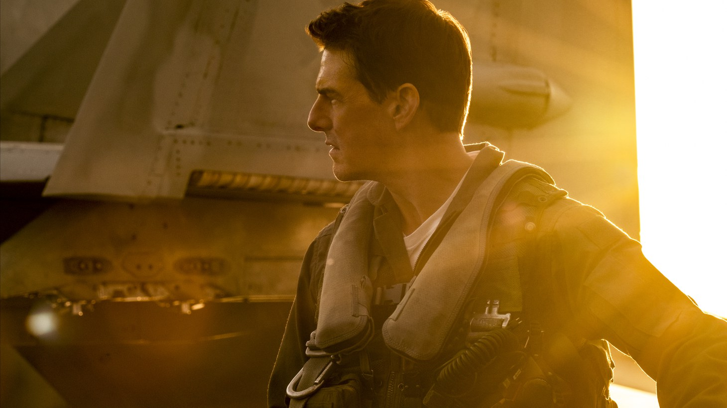 """Tom Cruise stars in """"Top Gun: Maverick."""" Paramount recently pushed the release of the film from November 19, 2021 to May 27, 2022."""